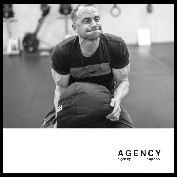 agency copy